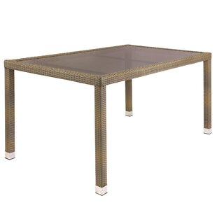 Gunson Rattan Dining Table By Sol 72 Outdoor