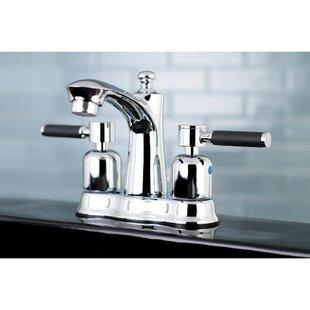 Kingston Brass Kaiser Centerset Bathroom Fau..