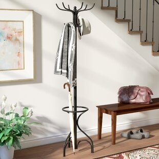 Charlton Home Hansart Coat Rack