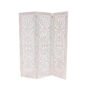 Laurenza 3 Panel Room Divider by One Allium Way