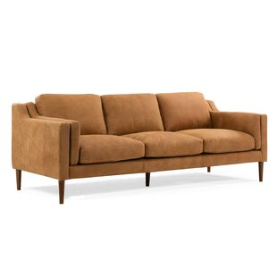 Jannie Leather Sofa