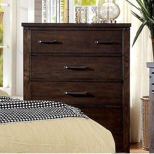 Gracie Oaks Ashly 5 Drawer Chest Image