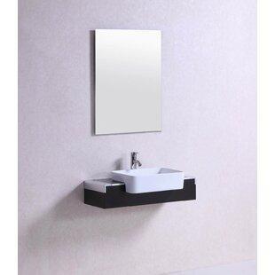 Sawbridgeworth 32 Wall-Mounted Single Bathroom Vanity Set by Orren Ellis