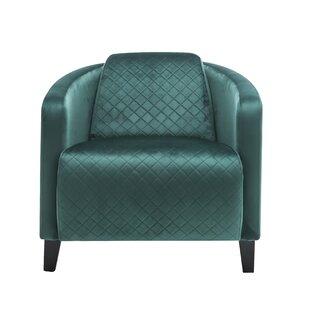 Matt Tub Chair By Rosalind Wheeler