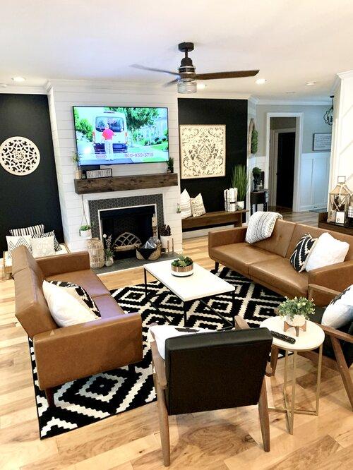 1000 Bohemian Mid Century Modern Room Design Ideas Wayfair