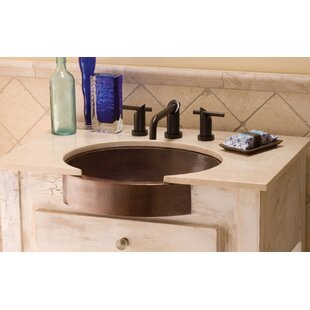 Native Trails, Inc. Copper Bathroom Sinks..
