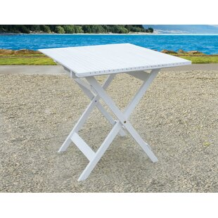 Galvan Folding Bistro Table By Sol 72 Outdoor