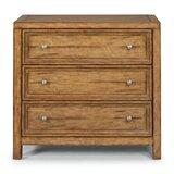 Milford 3 Drawer Dresser by Canora Grey