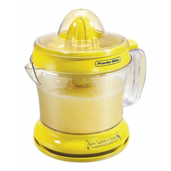 Alex's Lemonade Stand Citrus Juicer