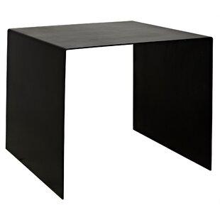 Yves End Table by Noir