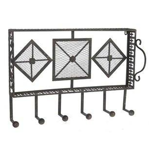 Vallejo Wall Mounted Coat Rack By August Grove