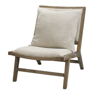 Vaughn Slipper Chair by Union Rustic