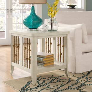 Find a Chaz End Table by Beachcrest Home
