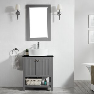 "Nadel 28"" Single Bathroom Vanity Set"