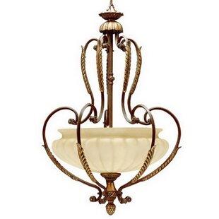 Williamsville 5-Light Bowl Pendant by Fleur De Lis Living