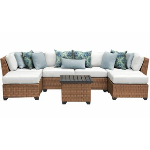 Waterbury 7 Piece Seating Group with Cushions