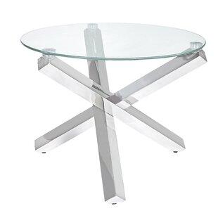 Lesley End Table by Orren Ellis