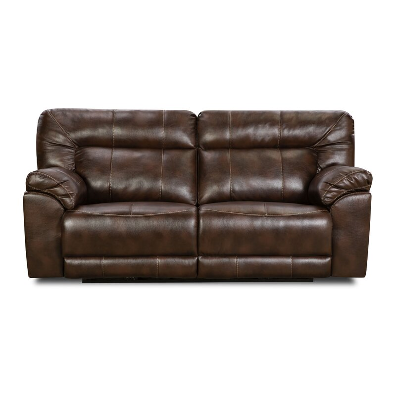 Darby Home Co Simmons Upholstery Colwyn Motion Reclining Sofa