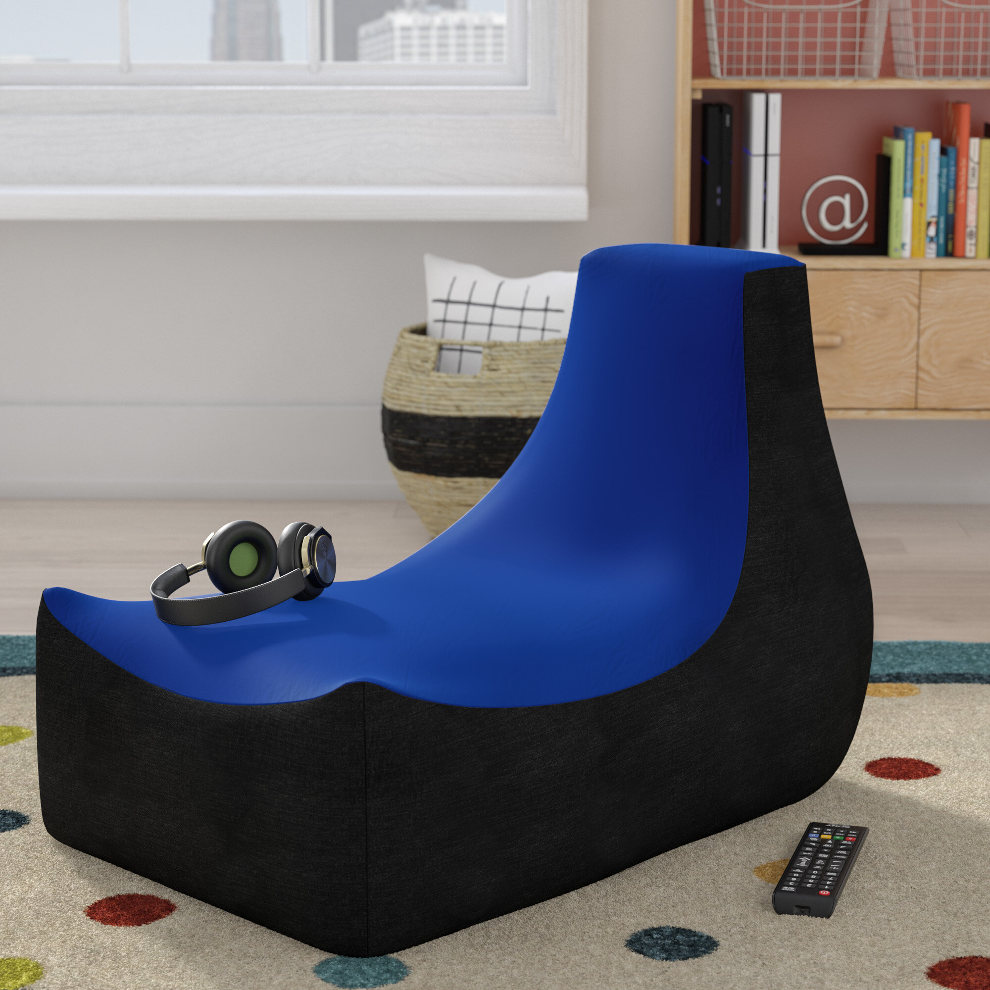Pleasing Bean Bag Floor Game Chair Caraccident5 Cool Chair Designs And Ideas Caraccident5Info