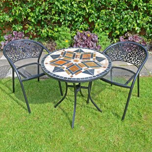 Tobaccoville 2 Seater Bistro Set By Sol 72 Outdoor