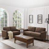 Amran 2 Piece Standard Living Room Set by Red Barrel Studio®