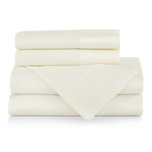 Supima Semplice 550 Thread Count Certified Cotton Fitted Sheet