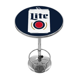 Miller Lite Minimalist Pub Table