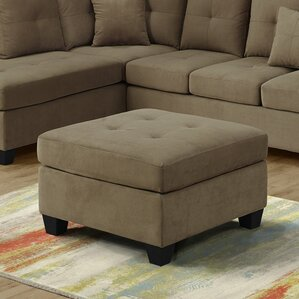 Ottoman by Monarch Specialties Inc.