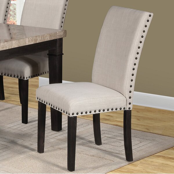 Alcott Hill Farrier Upholstered Dining Chair & Reviews by Alcott Hill