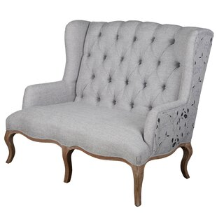 Wallace Hand Crafted Settee
