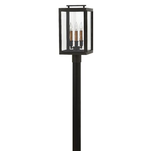 Price comparison Sutcliffe Outdoor 3-Light Lantern Head By Hinkley Lighting