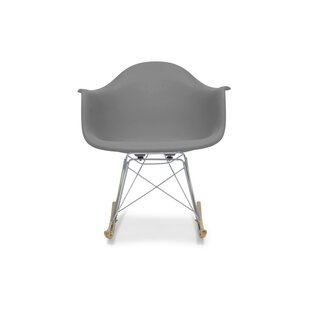 Iversen Shell Arm Chair Mercury Row