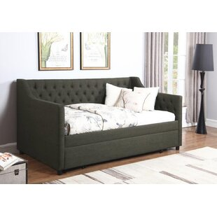 Lyn Daybed with Trundle by Canora Grey