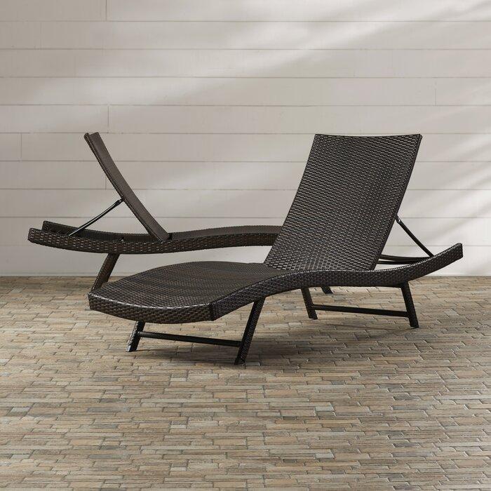 Fine Varley Reclining Chaise Lounge Machost Co Dining Chair Design Ideas Machostcouk