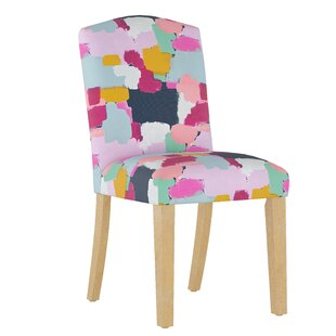 Busse Upholstered Dining Chair by Wrought Studio Great Reviews