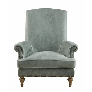 Cottage Accent Wingback Chair by Harbor House