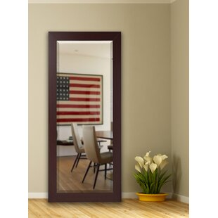 Darby Home Co Extra Tall Floor Accent Mirror