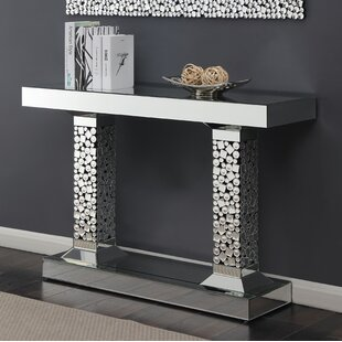 Meltham Console Table By Everly Quinn