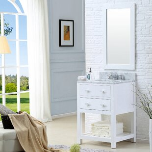Great Price Berghoff 24 Single Bathroom Vanity Set By Andover Mills