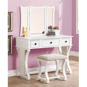 vanity sets for bedrooms.  Bedroom Makeup Vanities Joss Main
