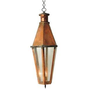 Meyda Tiffany Millesime 1-Light Lantern Pendant