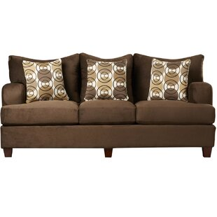 Shop Leavenworth Sofa by Red Barrel Studio