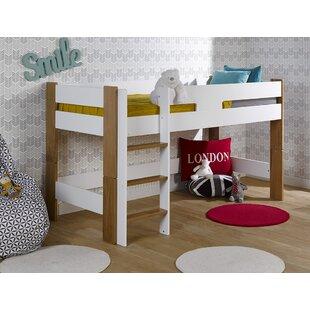 Scandi Single Mid Sleeper Bed By Sofamo