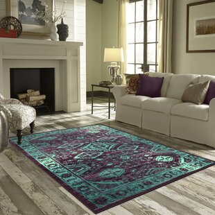 Filip Teal Area Rug