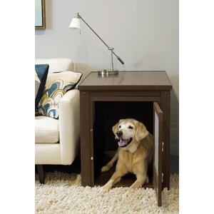 New Age Pet Crate End Table