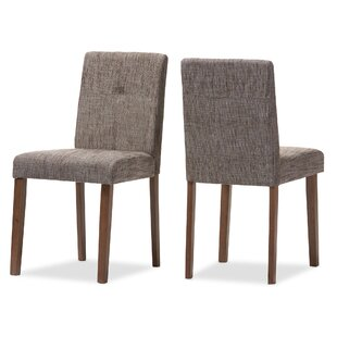 Brydon Side Chair (Set of 2) George Oliver