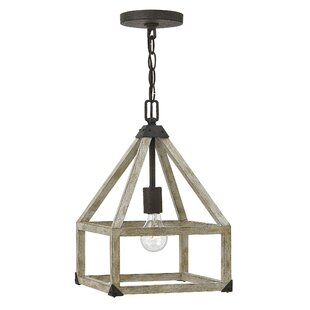Hinkley Lighting Emilie 1-Light Lantern Pendant