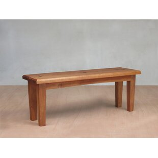 Xiloa Wood Bench by Masaya & Co