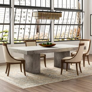 Clinchport Contemporary 5 Piece Dining Set