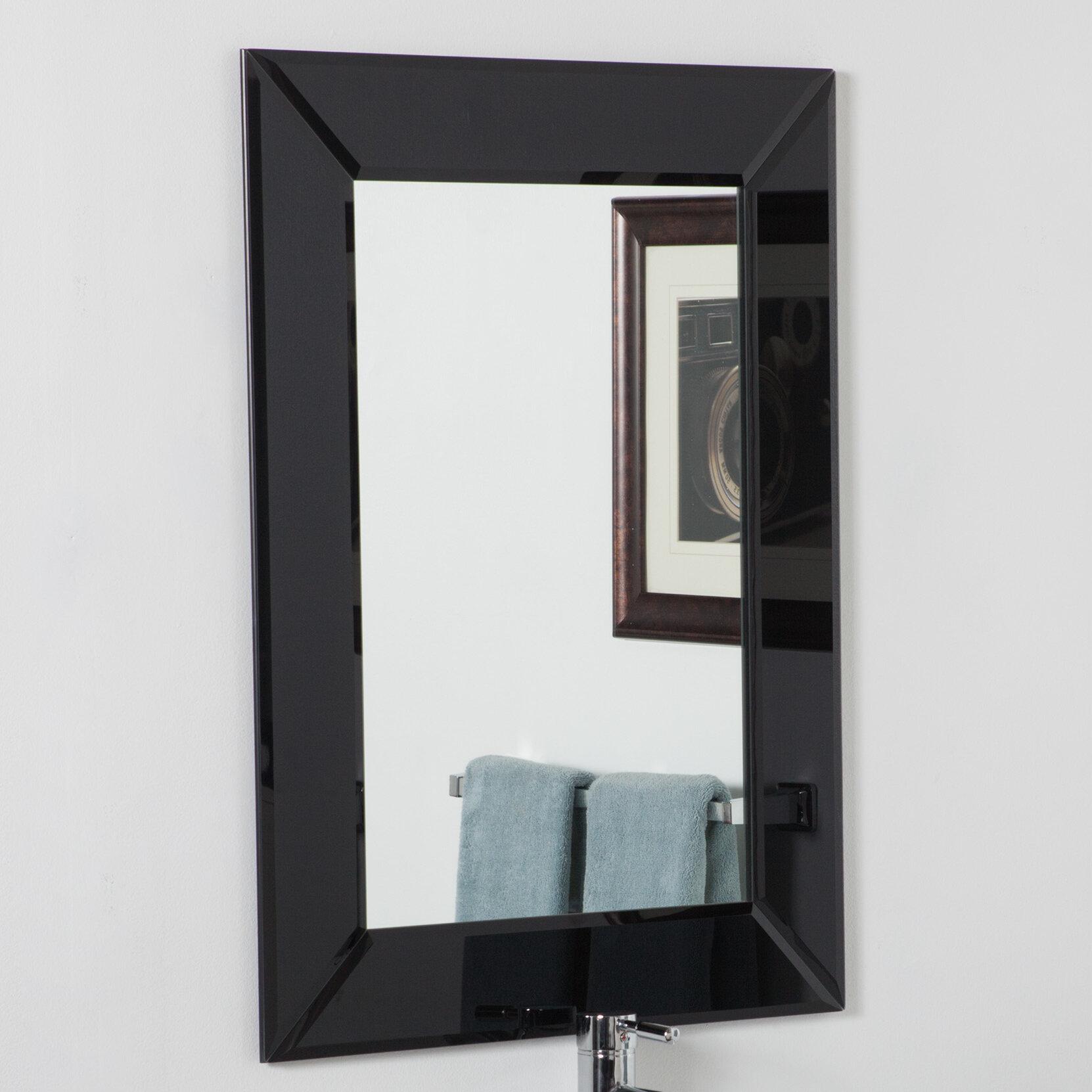 Decor Wonderland Infinity Wall Mirror & Reviews | Wayfair